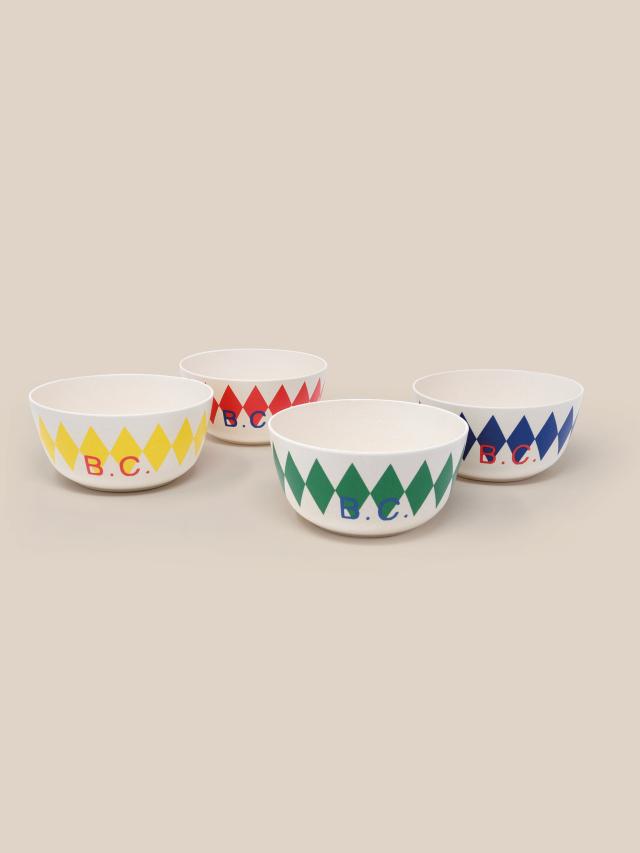 【BOBOCHOSES】22070012 Bamboo Bowls Pack