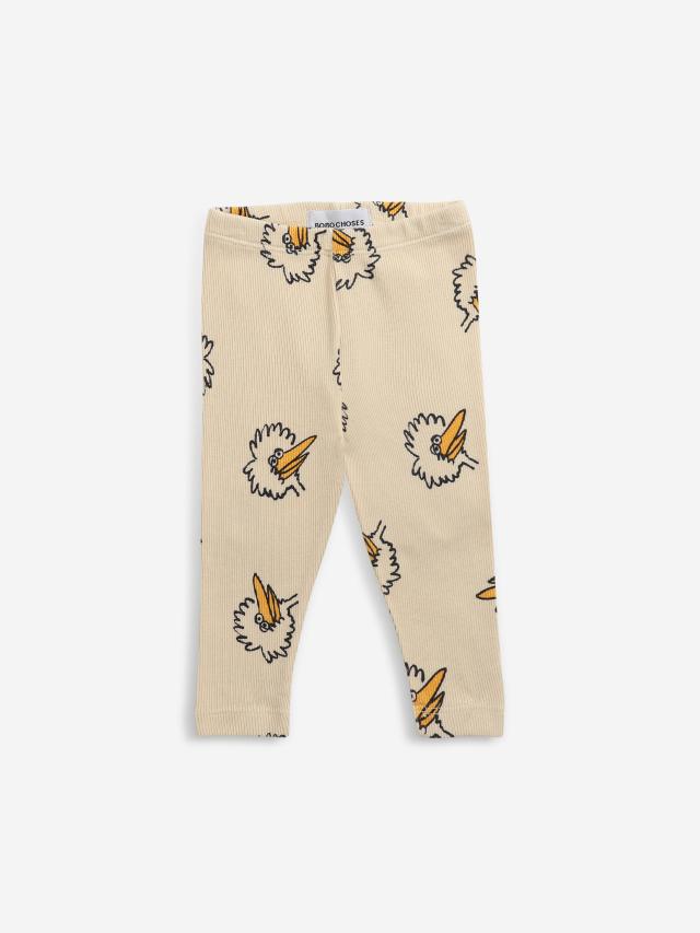【BOBOCHOSES】Drop1/221AB010 Birdie All Over leggings BABY