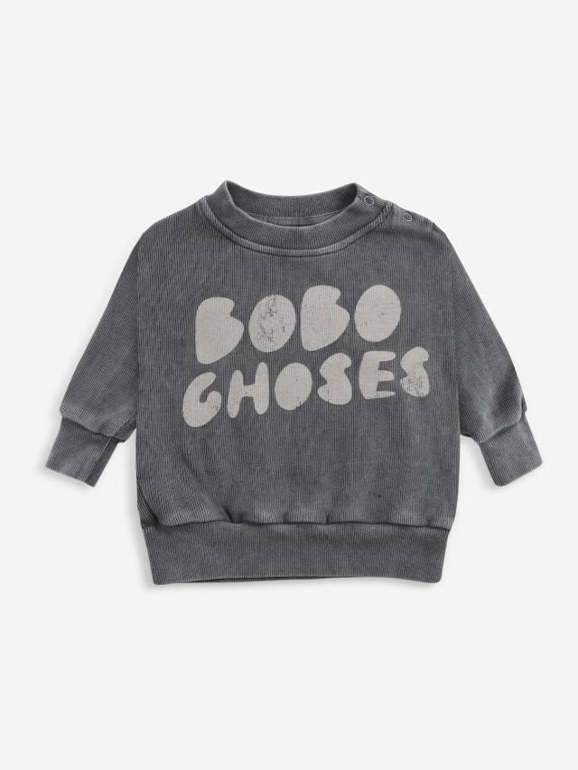 【BOBOCHOSES】Drop1/221AB043 Bobo Choses sweatshirt BABY