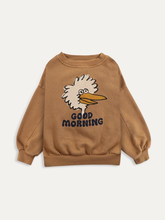 【BOBOCHOSES】Drop1/221AC036 Birdie sweatshirt KID