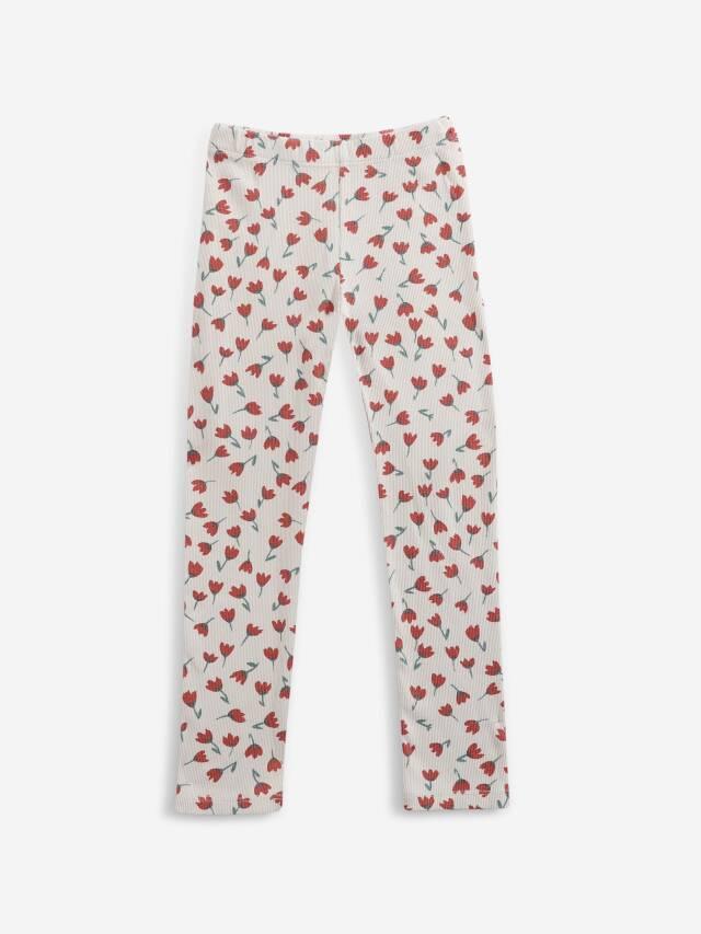 【BOBOCHOSES】Drop1/221AC067 Flowers All Over leggings KID