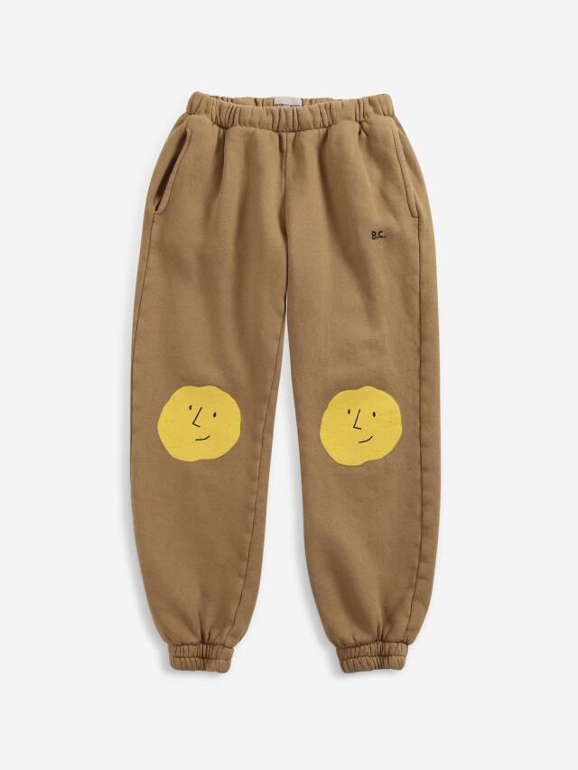 【BOBOCHOSES】Drop1/221AC076 Faces jogging pants KID