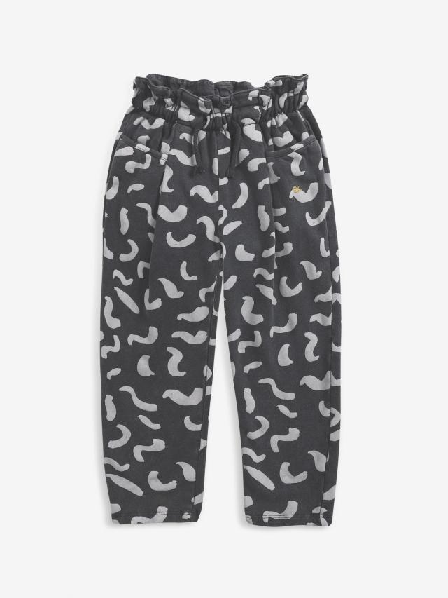 【BOBOCHOSES】Drop1/221AC081 Shapes All Over jogging pants KID