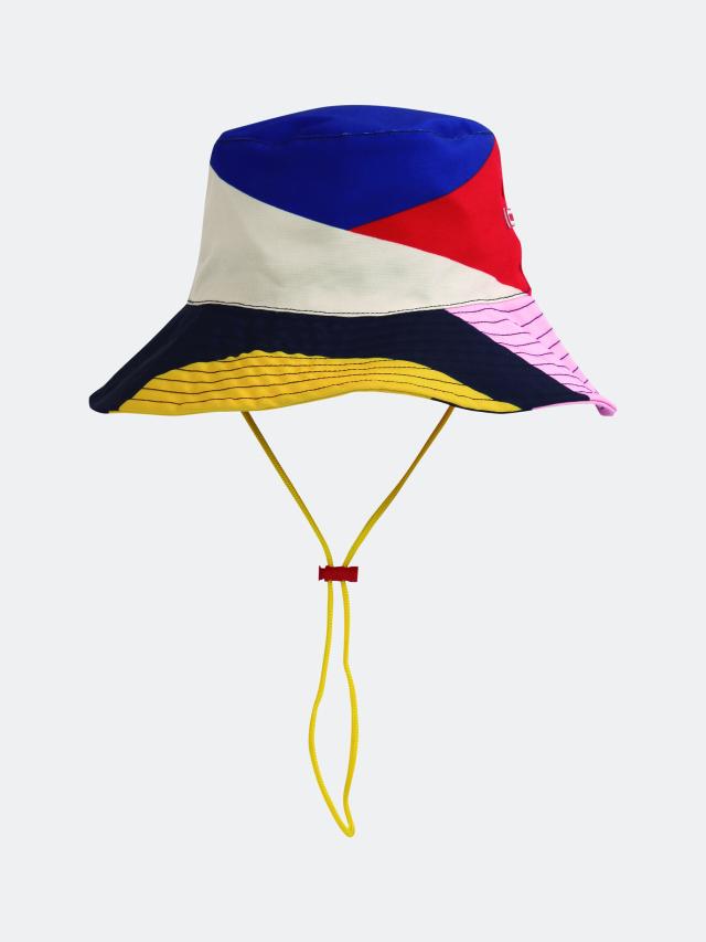 【BOBOCHOSES】Drop2/221AI010 Multi Color Block hat