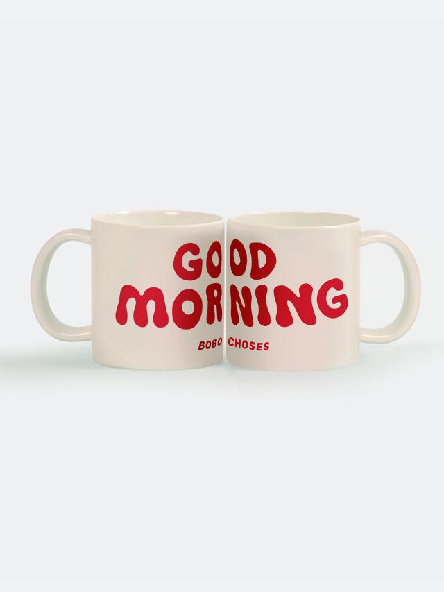 【BOBOCHOSES】Drop2/221AU004 Good Morning mug set