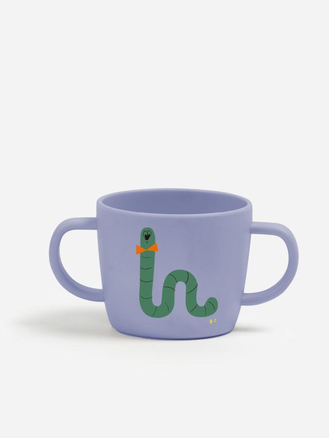 【BOBOCHOSES】※入荷遅れます。Drop2/221AU005 Scholar Worm baby mug