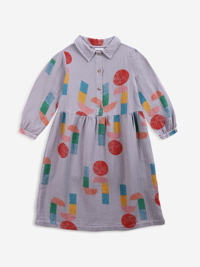 【BOBOCHOSES】「FUN コレクション」221FC009 Long dress