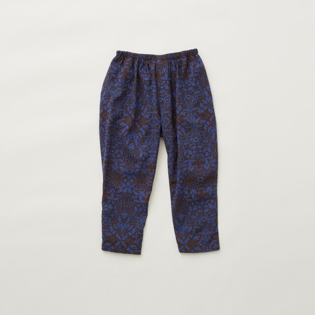 【eLfinFolk】Luminous flower  pants blue