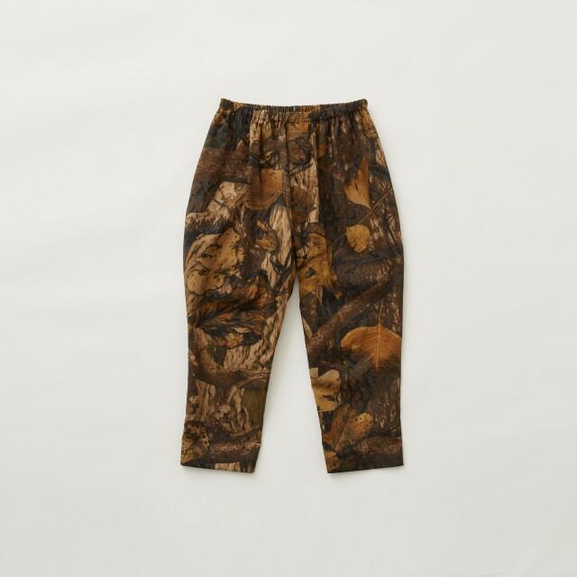 【eLfinFolk】Real tree pants brown