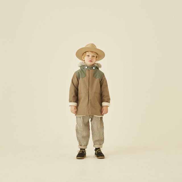 【eLfinFolk】elf-192F23 high lander coat