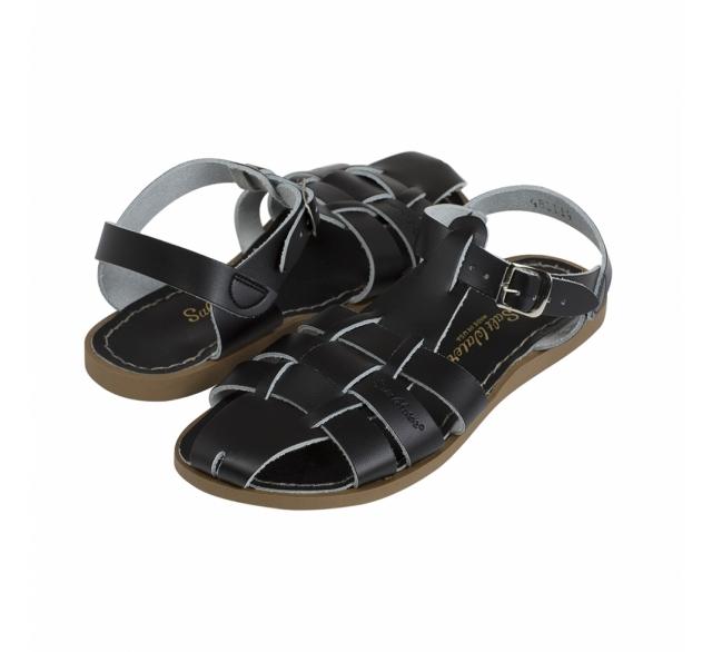 【Salt Water Sandals(ソルトウォーターサンダル)】Shark Original (Women)/black黒/22.9cm~25.1cm