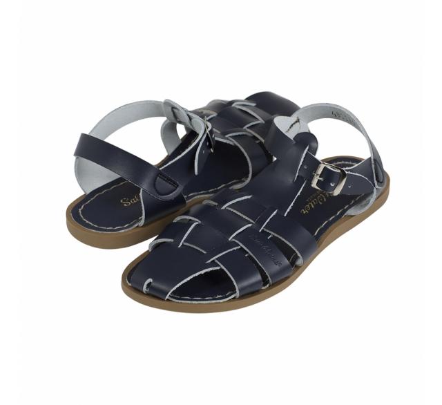 【Salt Water Sandals(ソルトウォーターサンダル)】Shark Original  (Kids)/navy紺/20cm~22.4cm