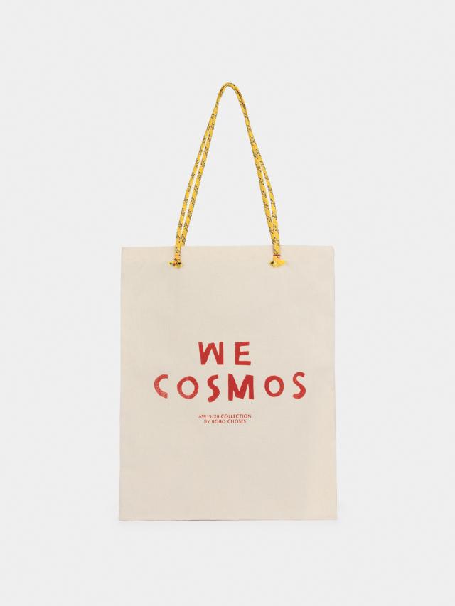【BOBOCHOSES】529001 WE COSMOS SHOPPING BAG