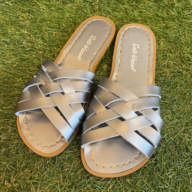 【Salt Water Sandals(ソルトウォーターサンダル)】Retro (Women)/Pewter/22.9cm~25.1cm