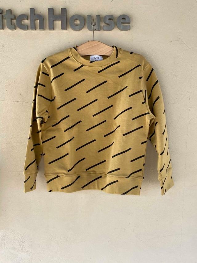 【TuNo】Tn19aw-13/SPD BASIC Sweatshirt/KAZE/KHAKY x CHARCOAL