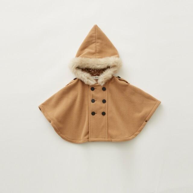 【eLfinFolk】8月入荷予定Freece baby cape