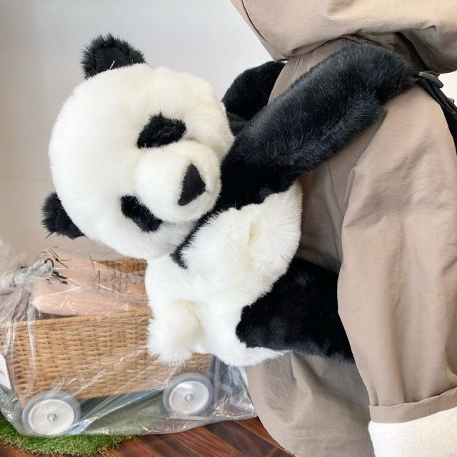 【WILD & SOFT】 Backpack Panda