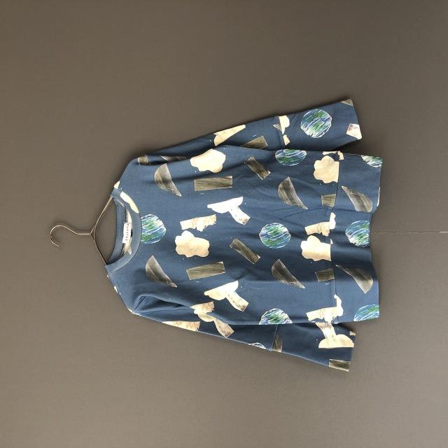 【arkakama】AKT00038-20aw SPD L/S Sweatshirt unchenged/キッズから大人まで