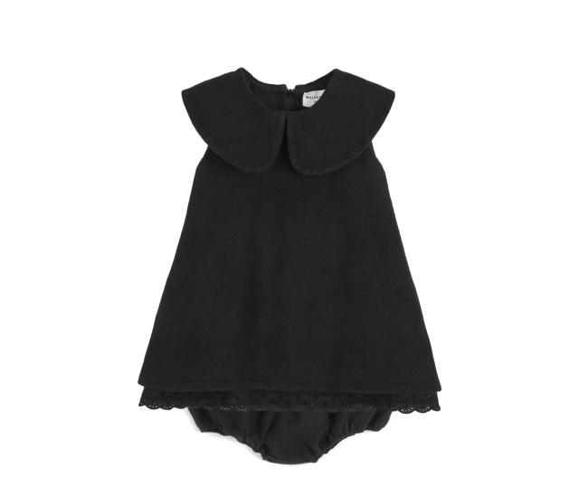 【WOLF & RITA】Dress/BEATRIZ DENIM BLACK
