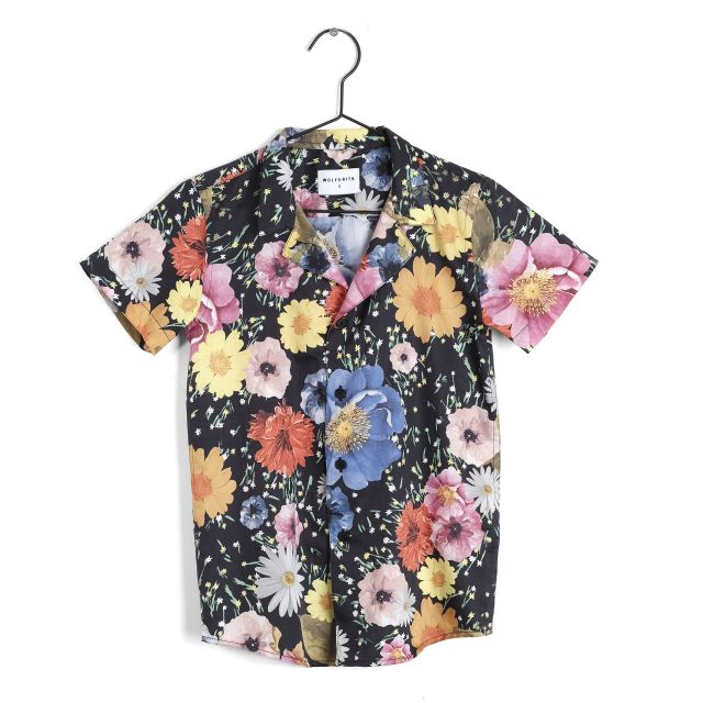 【WOLF & RITA】Shirt BRUNO FLOWERS
