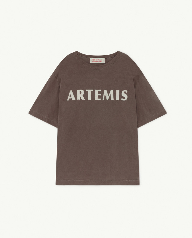 【THE ANIMALS OBSERVATORY】ROOSTER OVERSIZE KIDS T-SHIRT col118