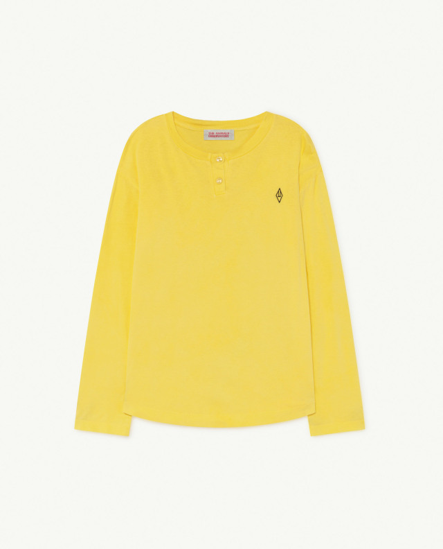 【THE ANIMALS OBSERVATORY】WHISTLER KIDS T-SHIRT col232