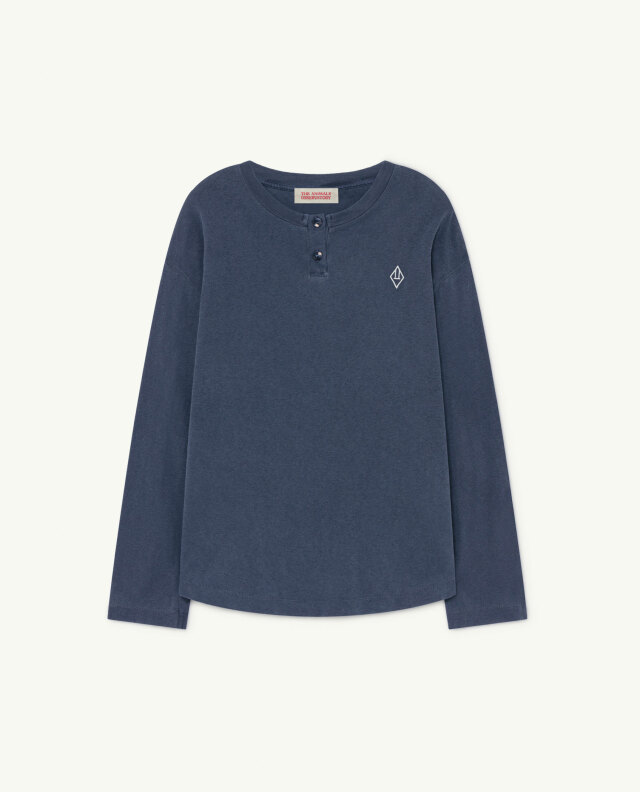 【THE ANIMALS OBSERVATORY】WHISTLER KIDS T-SHIRT col234