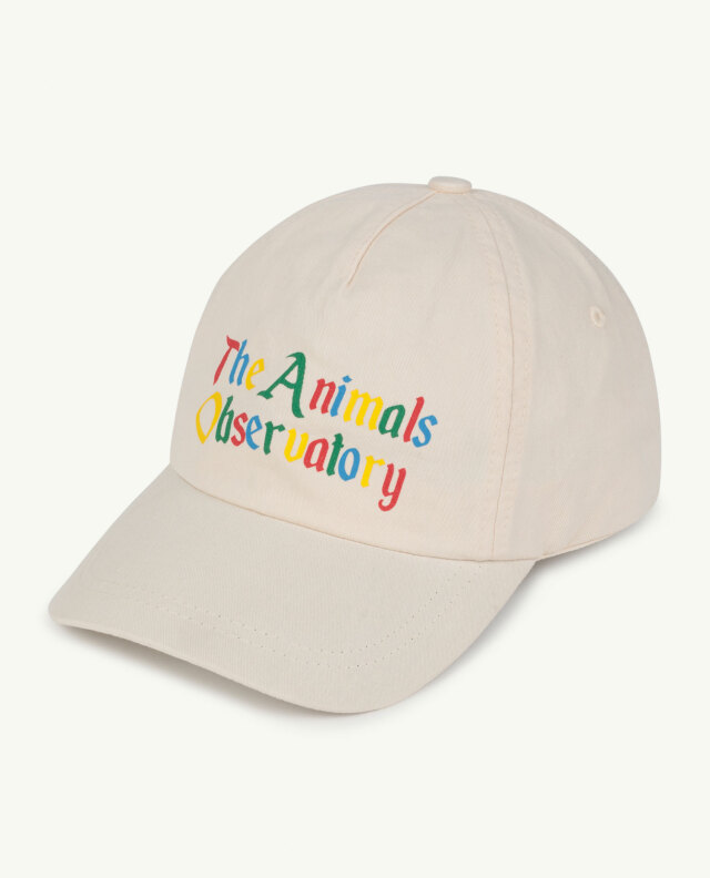 【THE ANIMALS OBSERVATORY】HAMSTER KIDS CAP col036