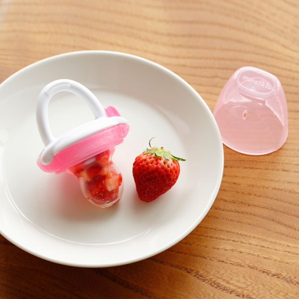 【munchkin】離乳食フィーダー/正規品
