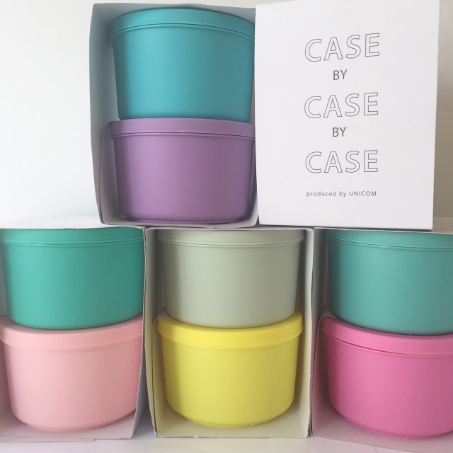 【CASE BY CASE BY CASE 】L 620ml