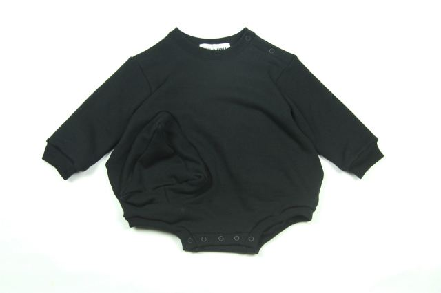 【UNIONINI】19AW-BABY-14/◯△ sweat rompers
