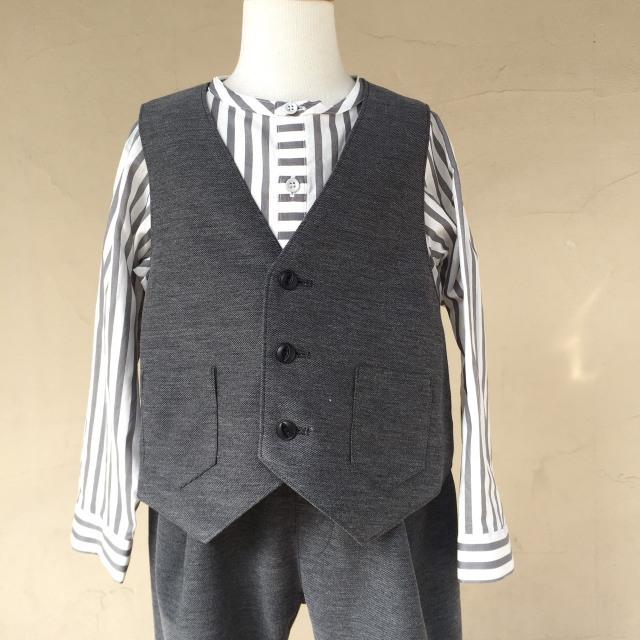 【cokitica】ceremony vest