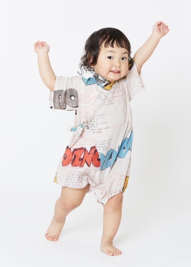 【WOLF & RITA】JINBEI BONZO/baby