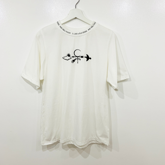 【JI'NE】JN2S-PO18  SimpleTシャツ