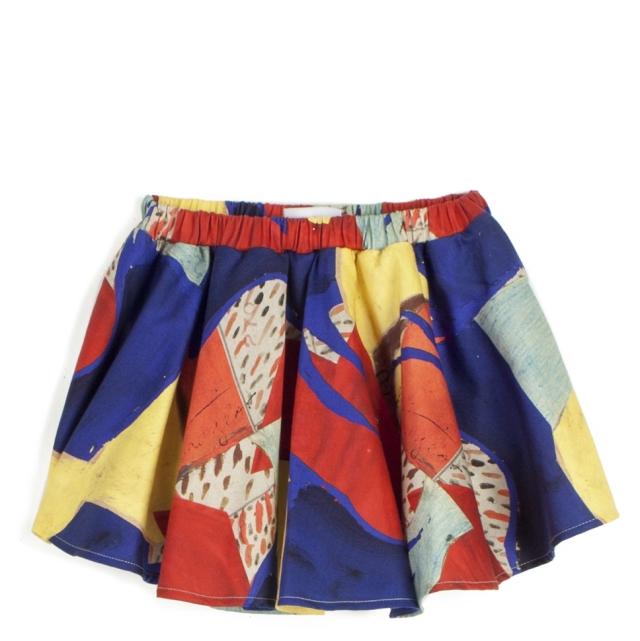 【WOLF & RITA】Shorts/LUISA YELLOW SCENE