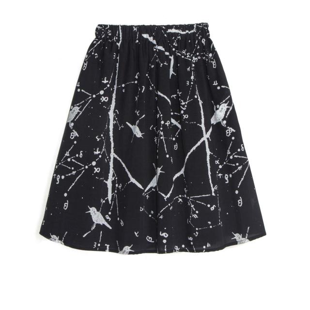【WOLF & RITA】Skirt/LURDES /GALAXY