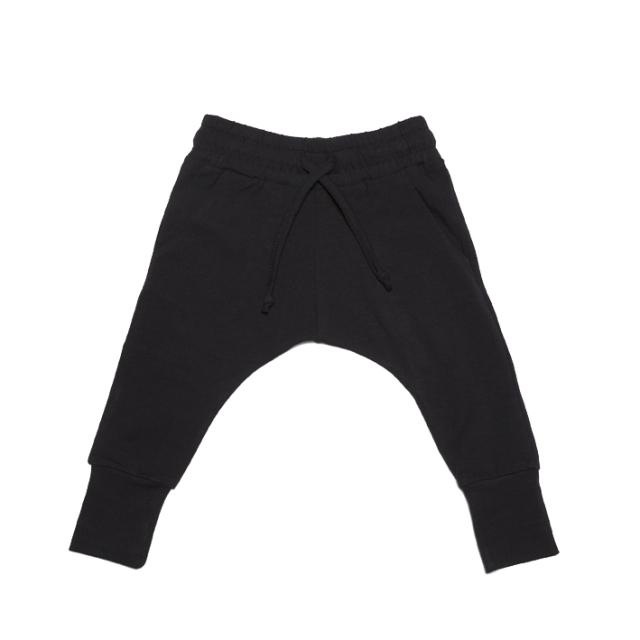 【MINGO.】MI2000143A1 Slim fit jogger/Black