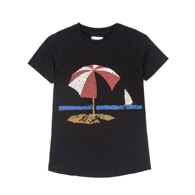 【WOLF & RITA】T-shirt/SEBASTIAO /PARASOL