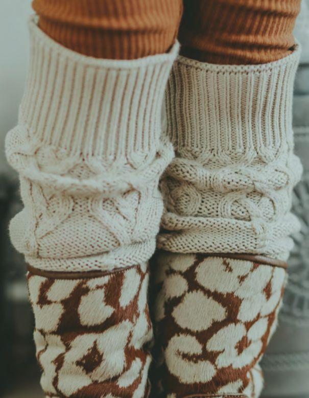 【DONSJE】SUZI LEG WARMERS