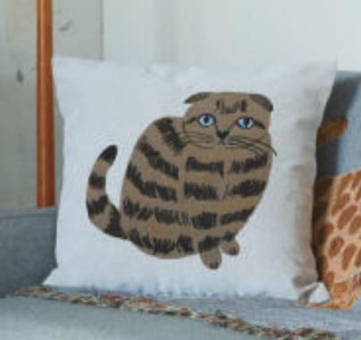 【松尾ミユキ】MM752 Cushion cover