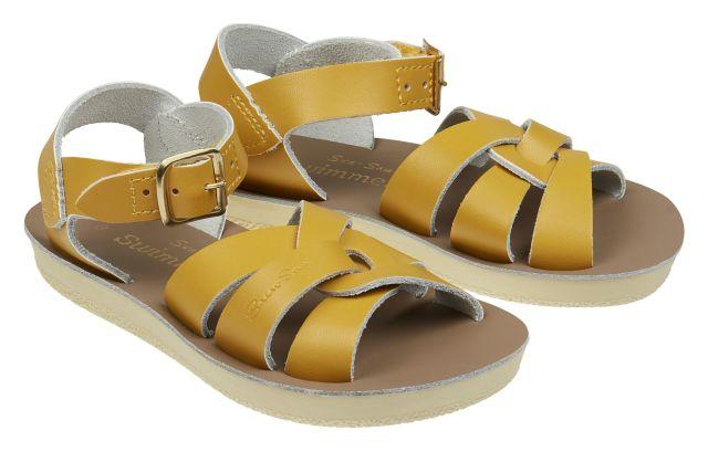 【Salt Water Sandals(ソルトウォーターサンダル)】Sun San swimmer(ベルクロ)/Mustardマスタード/13.3cm~19.2cm