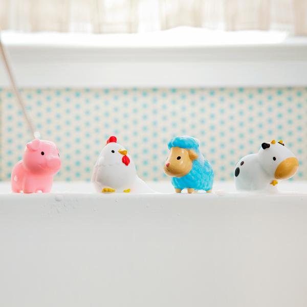 【munchkin】ぷかぷか水でっぽう/4コset/正規品