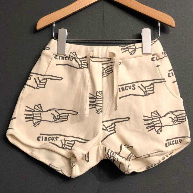 【arkakama】AKL00020/SPD SUMMER SHORTS/Overe There