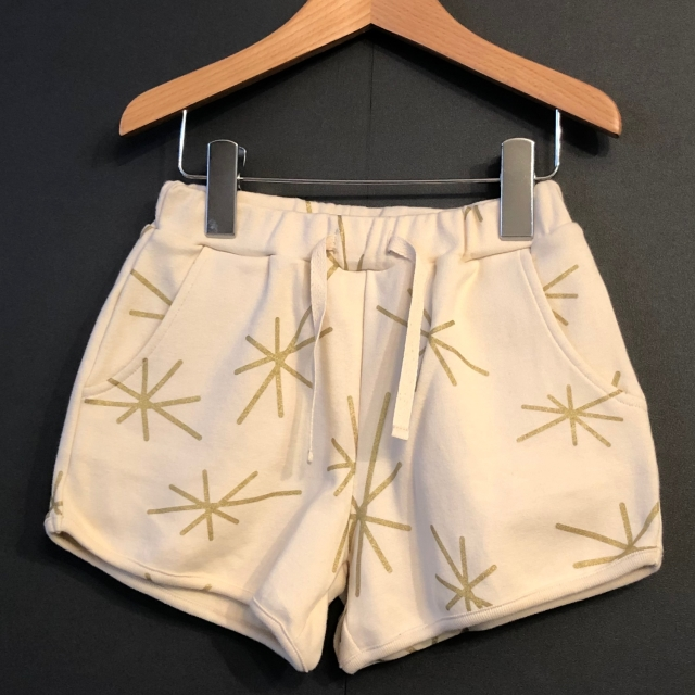 【arkakama】AKL00020/SPD SUMMER SHORTS/STAR