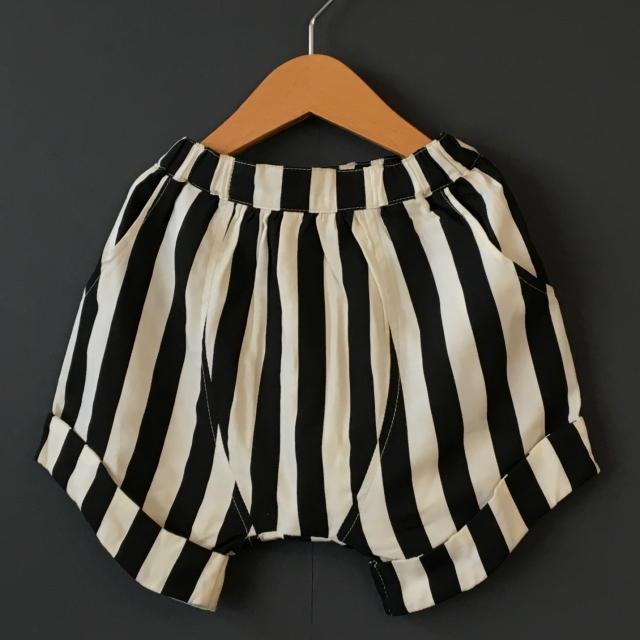 【arkakama】AKL00037/RAYONSarouel Shorts/CIRCUS