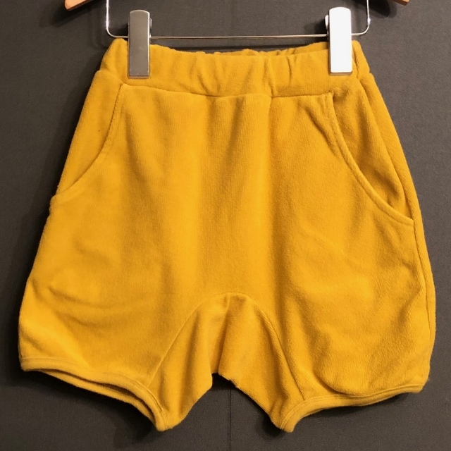 【arkakama】AKL00055-P/Pile DOM SHORTS/CARRY