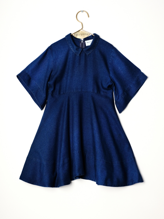 【WOLF & RITA】ALICE - Dress TENCEL
