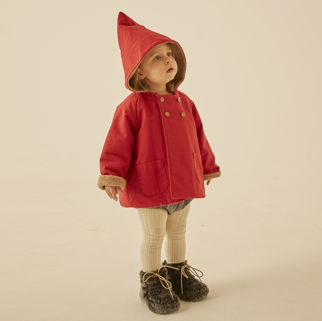 【eLfinFolk】elf-202F47 elf coat