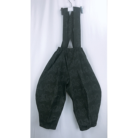 【frankygrow】20FWBT-234HD REMOBABLE SUSPENDER PROJECT PANTS/キッズから大人まで