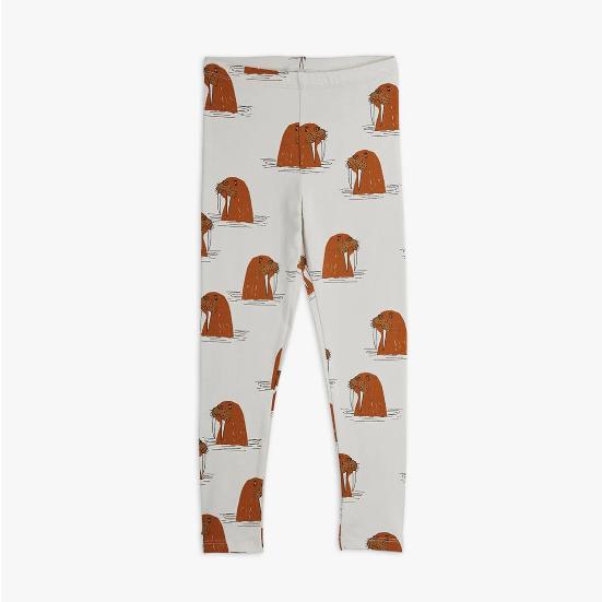 【mini rodini】 Walrus Leggings